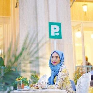 Iftar at @Noor_Hotel_Bandung #ClozetteId #ElhasbuStyle
