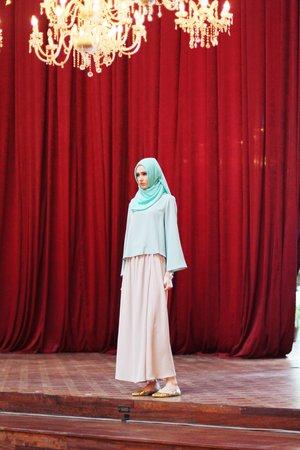 Trunkshow #ZaloraMuslim by Ria Miranda