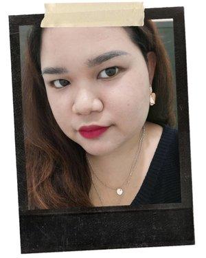 #shamelessselfie #Clozetteid 💄 : stila - aria mix moonshot cream paint in coral chou #makeup #beauty #makeupaddict #makeupjunkie #motd  #makeuplover  #instamakeup #wakeupandmakeup #lipstick #beautyblogger #cosmetics