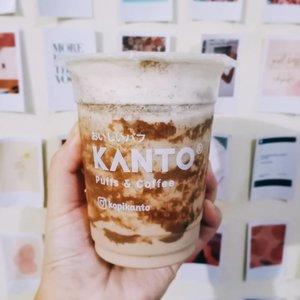 Kopi nutella favoritkuu @kopikanto 😗🤩😎 #clozetteid #tasyaeats