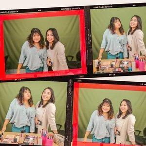 Such a productive day featuring @angelicamanopo ❤️😋😂🤣 #makeup #beauty #makeupaddict #makeupjunkie #motd #makeuplover  #instamakeup #wakeupandmakeup #clozetteid  #tasyamakeuppreference #beautysocietycollabreview #beautychannelid #beautybloggerindonesia #bloggerceria #ragamkecantikan #tampilcantik #indonesianbeautyblogger #indobeautysquad #beautybloggertangerang #bloggermafia  #kbbvfeatured
