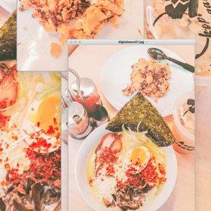A very productive afternoon with @tutysaca 🤪😁 #foodie #foodstagram #foodgawker  #kulinerjakarta #foodporn #foodstagram  #foodgasm #mouthgasm #foodphotography #food52 #foodtruck #foodpic #jktgo #manualjkt #jakartafoodbang #jktfoodbang  #jktfood  #tasyaeats #zomato #zomatoid #TasyaForZomato #Clozetteid
