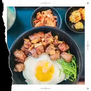 Miso soup, wagyu meat and egg? YES PLEASE 🐄🐮🍖 #Clozetteid #TasyaForZomato #foodie #foodstagram #foodgawker  #kulinerjakarta #foodporn #foodstagram  #foodgasm #mouthgasm #foodphotography #food52 #foodtruck #foodpic #jktgo #manualjkt #jakartafoodbang #jktfoodbang  #jktfood  #tasyaeats