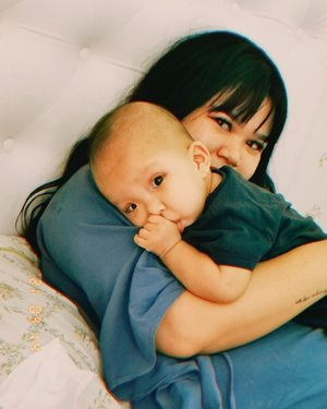 Mama and Allana ❤️👑✨ #clozetteid #momanddaughter #motheranddaughter