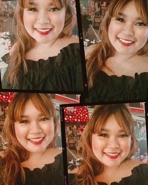 χαμόγελο, επειδή το χαμόγελο είναι μεταδοτικό 😁 #Clozetteid #Clozetteid #makeup #beauty #makeupartist #mua #fashion #makeuptutorial #love #like #hair  #photography #beautiful #makeuplover #makeupaddict #lashes #skincare  #follow #style #cosmetics  #instagood  #lipstick  #instamakeup #bhfyp #bloggerruangtunggu