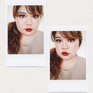#Clozetteid #makeup #beauty #makeupartist #mua #fashion #makeuptutorial #love #like #hair  #photography #beautiful #makeuplover #makeupaddict #lashes #skincare  #follow #style #cosmetics  #instagood  #lipstick  #instamakeup #bhfyp #bloggerruangtunggu