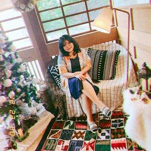 #HolidayMood #christmastree #clozetteid