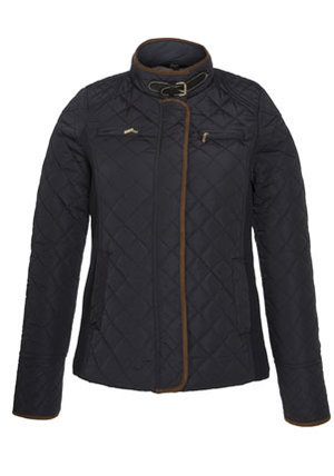 Clothing at Tesco | F&F Ribbed Quilted Jacket > jackets > New In  > Women