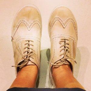 Love at first sight  #dijamingabisatidur #shoes #clozetteid #fashion