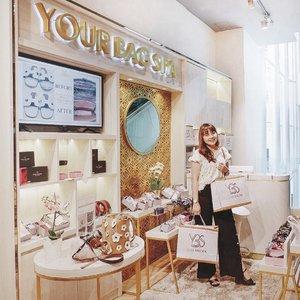 Jadi  kemarin aku baru aja spa tas kesayangan ku di @yourbagspa Grand Indonesia ! Nah buat yang mau tau gimana hasilnya gimana kalian bisa baca lengkap di blog aku ! (Link on Bio) @clozetteid #Clozetteid #YOURBAGSPAXClozetteIdReview #YOURBAGSPA #YBSHappyCustomer #clozetteidreview