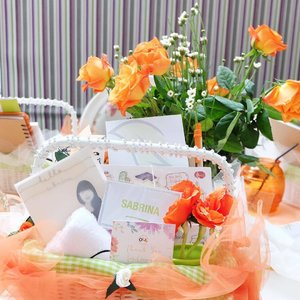 Beauty hampers from @olxindonesia and @spa_mt . Thank you #saturdaywitholx #clozetteid