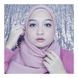 💕💗💝🎀💖💓🌸💟🌸  #makeup #clozetteid #quarantinelife #pink