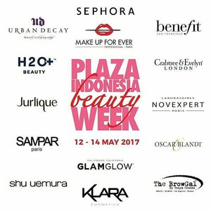#SwipeRight  Dear Beauties, visit Plaza Indonesia Beauty Week (Plaza Indonesia Multifuction Hall Level 2)  Enjoy these special promo from Sephora only on  May 12th - May 14th 2017 #PIBeautyWeek #SephoraPIBeautyWeek #SephoraIDN #SephoraIndonesia #SephoraID #SephoraIDNBeautyInfluencer #ClozetteID