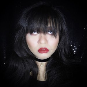 """Everyday is Halloween, isn't it? For some of us ..."" -Tim Burton • #ClozetteID #MakeupLover #makeuplovers #makeupartist #makeupjunkie #makeupblogger #beautylover #beautyblog #mua #beautygram #beautybloggerpage #indobeautygram #indobeautyblogger #beautybloggerindonesia #BeautyBloggerIndo #inssta_makeup #makeupisart #makeuplooks #make4glam #lumixindonesia #undertheradar_makeup #undiscovered_muas #tampilcantik #ragamkecantikan  #100daysofmakeup #sfxmakeup"