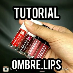 💀TUTORIAL OMBRE LIPS💀 . . Disini aku pake @eminacosmetics Lip Minis tp ternyata dia limited edition udh ga dijual lagi 😂 but worry not di @sociolla ada dijual series terbaru nya gitu, yaa 11-12 lah wkwk seri metallic nya yg baru skrg.. . . EMINA GET IT GIRL LIP MINIS: - Emina Creamatte Pumpkin Spice + Emina Magic Potion Smitten - Emina Creamatte Chocolava + Emina Magic Potion Sunglow . . EMINA YOU GO GIRL LIP MINIS: - Emina Creamatte Mauvelous + Emina Magic Potion Sunglow - Emina Creamatte Beet Bites + Emina Magic Potion Scarlet . . MY FAV:  Emina Creamatte Pumpkin Spice + Emina Magic Potion Scarlet . . . . . 📷  Kameranya Vivo V9 💡 Lightingnya LED Ringlight no dimmer 💸Backdropnya beli di @pixmixstore 💻 Editnya di Filmora 📱 Editnya di Quik 📱 Editnya di Inshot 🎶 Musicnya Dance Monkey Koplo . . . . #indobeautysquad #Bloggirlsid #BeautygoersID #Beautiesquad #Clozetteid #Beforeafter #bvloggerid #muajakarta #makeuptutorial #tutorialmakeup #ivgbeauty #makeupjunkie #viral #viralvideo #makeupmurah #eminacosmetics #emina #makeupremaja #ombrelips #turorialombrelips #ombrelipstutorial
