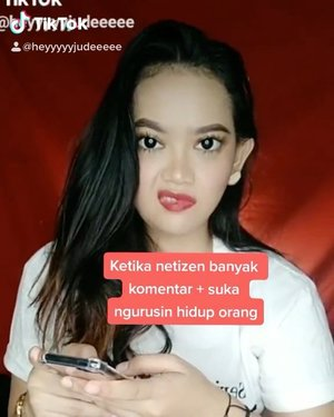 """Kalo mau ngurusin hidup saya, sekalian bayarin biaya hidup saya biar ga stengah2"" - @ririeprams . . . . . #indobeautysquad #Bloggirlsid #BeautygoersID #Beautiesquad #Clozetteid #Beforeafter #bvloggerid #muajakarta #makeuptutorial #tutorialmakeup #ivgbeauty #makeupjunkie #viral #viralvideo  #tiktok #tiktokbeauty #tiktokindo #tiktokindonesia"