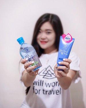 GRAND LAUNCHING SENKA OFFICIAL STORE @senkaindonesia di @shopee_id @tokopedia @lazada_id sudah dari tanggal 13 May loh. Aku barusan cek dan ternyata ada promo save up to 65% + free gift hingga jutaan rupiah+ exclusive launching produk terbaru senka yaitu masker in, pertama kali hadir di Indonesia. Check it out! 💙#SenkaIndonesia #SuppinWithIn #Senka #Shopee #Tokopedia #Lazada