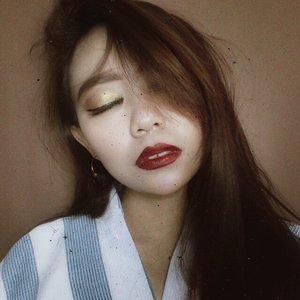 • • •  #clozetteid #instapic #potd #beautybloggerindonesia #beautyblogger #beautybloggers
