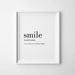 Tidak perlu muluk, membuat orang lain tersenyum adalah tanda bahwa kamu sudah mengekspresikan kebaikan. Terkadang, banyak orang yang tidak sadar bahwa dirinya itu alasan orang lain merasa sedih. Jangan sampai kamu merasa seperti itu.  #quotestoliveby  #clozetteID  #smile #tersenyumlah