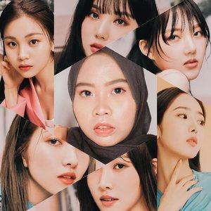 Gak sabar seminggu lagi mau comeback bareng ciwi ciwi metropolitanku @gfriendofficial 💗🔥.(Iya ini bikin mekap ala ala nya aja gaes) .#FEVERSEASON #GFriend #yeojachingu #gfriendindonesia #clozetteid #motdselfie #motd #koreanmakeup #koreanlook #koreanlookmakeup #bandungbeautyblogger #tribepost #kbbvbyacb #eunha #umji #sinb #yerin #yuju #sowon