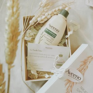 Review about @aveeno_id Body Lotion is up on my blog. Find out why i love this product soooo much! Simply just click link in my bio 💁#clozetteid #aveenoskinjourney