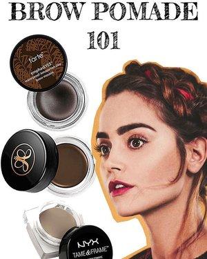 Sooo let me teach you how to slay that eyebrow using eyebrow pomade! . http://goo.gl/voN1HP . . #fdbeauty #clozetteid #makeup #maquillage #maquiagem #universodamaquiagem_oficial #makeupartistsworldwide #hudabeauty #vegas_nay #patrickstarrr #wakeupandmakeup #makeupjunkie