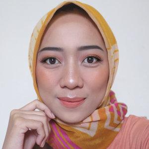 🍑🍑peachy-glow-makeup tutorial sudahh di yucup!!#makeuptutorial#peachymakeuplook #peachymakeup #indobeautygram #clozetteid
