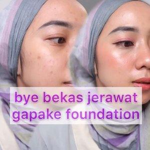 ini menurutku gengeus bgt sih, kita punya bekas jerawat, tapi pengen flawless cuma gamau heavy makeup pake foundation. memang wanita, banyak syarat😅 . makuep details : @envygreen_id soft moisturizing cream @thesaemid - tip concealer 02 @sleekmakeup blush trio @mamondeindonesia - floral hydro mist @youmakeups_id rouge satin lipcream - mauve pavlova  psst, kalo ada yang mau review untuk produk yang aku pake, feel free buat komen yah🤗  #indobeautygram #tampilcantik #ragamkecantikan #makeuptutorial #tutorialmakeup #makeuptutorial #bunnyneedsmakeup #channelbeautyindonesia #indobeautyblogger #inspirasicantikmu #beautybloggerindonesia #makeup #naturalmakeup #ootdmagazine #makeupnatural #makeuphijab #cchannel #cchannelbeautyid #cantikindonesia #clozetteid #indobeautysquad