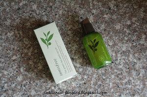 Lassie Newfangled: [Review] Innisfree Green Tea Seed Serum