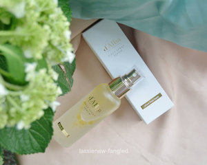 Lassie Newfangled: [Review] d'Alba White Truffle First Spray Serum di kulit berminyak