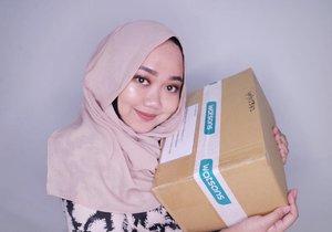 Yeay! Akhirnya paket dari @watsonsindonesia dateng jugaa😍  Yuk klik link di bio ku untuk cerita ttg pengalamanku berbelanja di @watsonsindonesia secara online😋👌 #URTheSpecialOnes  #WatsonsID  #clozetteid