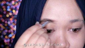 Daily eyebrow routine🤗Products:@absolutenewyork_id Perfect Eyebrow Pencil@benefitindonesia Foolproof Brow Powder@thesaemid Cover Perfection Tip Concealer.....@indobeautygram @indovidgram #clozetteID #indovidgram #ivgbeauty #indobeautygram #sharingiscaring #makeupvideos #makeupvideo #browsonfleek #browsonpoint #fakeupfix #beautybloggerindonesia