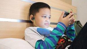 Alhamdulillah, hari ini usia #darelladhibrata 8 tahun. Doa Bunda selalu sama, semoga Darell jadi anak yang sholeh, tumbuh sehat selalu, bahagia dunia akhirat, berguna untuk semua orang dan jadi kebanggaan  orangtua. Aamiin. #clozetteid#birthdayboy🎉 #alhamdulillah
