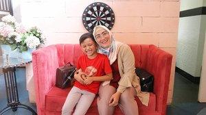 I miss you anak bujangnya Bunda Aie semata wayang 😍😘 #clozetteid #kidsofinstagram #darelladhibrata #love #kidsfashion #kids #andiyaniachmad #motherhood #mommyblogger #anakku