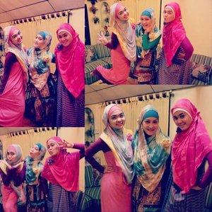 Hayoo.. inget poto ini ga??? @andinarivani ... hohoho #hijab #stylediary #love #friendsforlife #sister #sisterlove #andiyanipics #ootd #hotd #clozetteID #hijabstyle #hijabfashion #aboutalook #bestfriend #fashionblogger