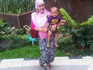 #throwbackfriday when Darell's 1st Birthday 💃😘😍❤ #darelladhibrata #motherhood #clozetteid #myson #myeverything