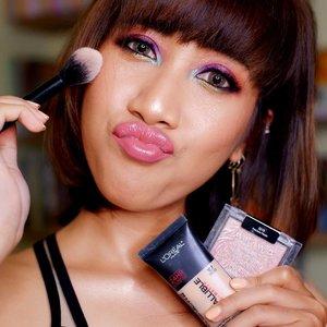10 Face Makeup Favorit Dek Mon di tahun 2019 sudah up di blog: www.monicaagustami.com --- Produk yg aku list sudah aku kurasi dari sekian banyak harta duniawiku. Nggak gampang milih face makeup buat kulitku yg berminyak, sawo matang, dan pori2 besar ini. Jadi yg aku tulis memang produk yg aku suka dan sering pakai 👌 --- Oiya, banyak yg drugstore dan juga lokal kok. Cocok untuk menghabiskan gaji bulan depan. Tengah bulan makan nasi lawuh highlighter biar ususnya juga glowing 👌 --- #bloggerperempuan #clozetteid #beauty #beautyblogger #jogjabloggirls @jogjabloggirls #makeup #makeupindo #makeupartistjogja #muajogja