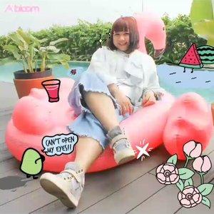Welcome A'bloom! 😘🌸 @altheakorea #altheakorea #altheaabloom #abloomgif  Share your A'bloom hype too! @pikaculs @fugu28  Jangan lupa ada promo juga di Althea, beli masker A'bloom 10+10 cuman 50rb aja! Yuk langsung cuuss jajan di Althea 🌸  ______________________ #adelescence #beautycollabid #beautiesquad #bloggirlsid #cchannelid #openendorse #cchannelbeautyid #bloggerperempuan #freeendorse #beauty #beautyblogger #beautybloggerindonesia #summerbeautyhouse #beautyreview #simplemakeup #instamakeup #makeup #makeuptutorial #makeupjunkie #skincarejunkie #clozetteid