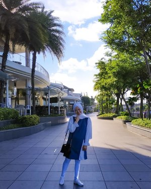 Hello jam-jam ngantuk 😴😴😴 #CellaSingaporeTrip #CellaJalanJajan #Singapore #Vivocity #Harbourfront #Clozetteid