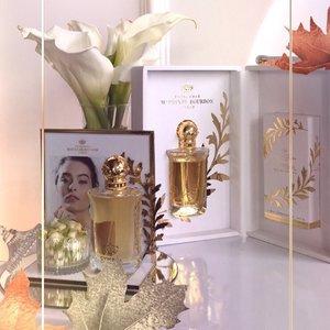 Hi, there 👋! @marinadebourbonparfums SYMBOL Eau De Parfum now available at @cnfstoreofficial ✨#MDBSymbol #CNFxMDB #clozetteid