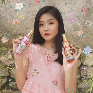 Hai guys! Aku mau kasih tau salah satu must have eau de toilette parfum terbaru dari @morrisparfum nih, Morris Floral Edition. Sesuai namanya, aroma parfum ini terinspirasi dari aroma bunga yang khas yang lembut dan elegant.Aku punya varian best sellernya , yaitu - Summer Breeze : wanginya floral yang agak fruity. Wanginya segar banget. Cocok buat kalian yang berjiwa feminin dan outgoing- Pink Garden: Aroma cherry dan raspberry yang menyegarkan dengan perpaduan aroma softnya kelopak gardenia dan orchid bikin kita serasa seperti berbaring di taman bunga. Wangi kedua parfum ini enak banget dan tahan lama, 4-6 jam an. Selain itu harganya super affordable 💕💕Cari produknya juga ga susah. Bisa langsung dibeli di Official Store Morris Parfum di Shopee, serta di minimarket terdekat.Coba deh kepoin instagram @morrisparfum, karena mereka lagi bagi-bagi giveaway besar-besaran loh dalam rangka #11yearsPTAPL anniversary!#RefreshMoreIsMorris #MorrisParfum #parfumkekinian #parfumtahanlama #clozetteid