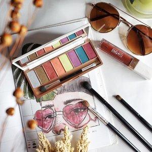 Hallo guys, kali ini aku seneng banget karena dapet paket cantik edisi terbarunya @sariayu_mt yaitu Sariayu Color Trend 2018...Kalian tahu? Tema Sariayu Color Trend 2018 ini adalah inspirasi Jakarta adapun produk-produknya adalah :• 2 Eyeshadow Kit• 7 Matte Metallic Lipstik• 7 Matte Lipscream...Review lengkapnya soon on my blog ya cantik-cantikku 💞@beautiesquad #beautiesquad #beautiesquadreview #beautiesquadxsariayu #beautyploration #SariayuColorTrend2018 #RollYourNatural #clozetteid