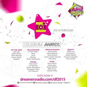 Hi all!  Can't believe that I was nominated as one of @dreamersradio Celegram for Beauty category. Compared to other nominees, I am like nobody >.< Therefore I really need your help and support to vote for me at http://www.dreamersradio.com/df2015/celegram-awards . The voting period is until February 24, 2015.  I know I am nothing without you guys. Thank you in advance! :* ♥  #df2015 #dreamersradio #vote #rinicesillia #clozetteid