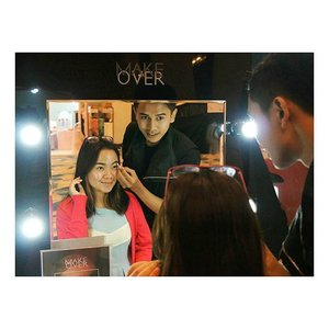 #SetYourBase My eyebrow used new @MakeOverID Powder Eyebrow 😍 . . .  #MakeOverxJFW017 #MakeOverXJFW2017  #ClozetteID  #Makeup  #NewMakeup
