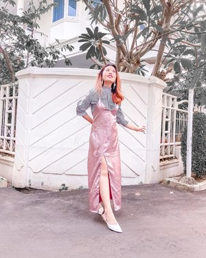 I can count the times I go outside in a week with one hand. Hope you're doing great job this week and keep healthy ✨. . . Tap for details! . . .  .  #itselvinaaootd #clozetteid #ootdfashion #ootdinspiration #ootdindonesia #lookbookindonesia #shoxsquad #theshonetinsiders #theshonet
