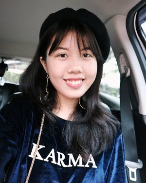 Oh hey, Got too much selfie on my phone. HAD TO POST ONE 😂❤. . . Wearing karma shirt by @stradivarius . . . . . #photogram #selfie #selca #photograph #lookoftheday #fashiongram #currentmood #currentlywearing #love #whatiwore #whatiworetoday #oufits #ootdshare #wiw #wiwt #instafashion  #fashionblogger #ootd  #everydaylook #style #blogger #fashions #clozette #clozetteid