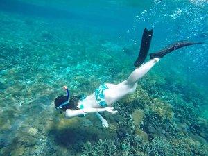 A mermaid-wannabe life 🐋#gopro #goprohero4 #goprooftheday