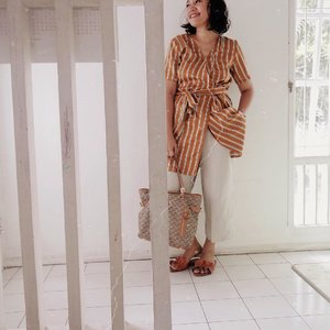 Smile because it almost weekend! - #celliswearing  #ggrep #outfitoftoday  #thatsdsrling #clozetteid