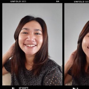 "No filter, no edit, just bare.People who knew me knows I have no fear going out without makeup. But now, it's even better.-Since January, I limit my intake of fried and processed food to very minimal & take more fruit and veggies than before. It definitely affect my skin.-Also, I always have problem with my tummy with bloating and feeling full. But it less and less happened due to less fried and greasy food. I cannot agree more with old phrase: ""You are what you eat"". It's true 💯.How about you? while #stayathome can you control what you eat? 🙃//Disclaimer: I wear only lipgloss in this photo 🤗"