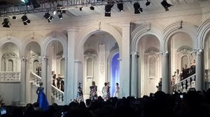 (1/3) Amazed by the work @sebastiansposaofficial • @sebastianredofficial 👍👏👏💖. Watch ARISTOCRAT LIVE fashion show on @thebridestory Facebook page. . . . . . #SebastianGunawan  #Sebastiangunawanfashionshow  #Aristocats  #ClozetteID #WeddingDress #Fashion #FashionShow